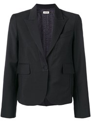Zadig And Voltaire Vistaro Man Blazer Black