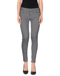 Blauer Denim Denim Trousers Women Grey