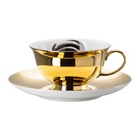 Rosenthal Cilla Marea Cup And Saucer Pattern 8