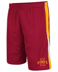 Colosseum Men's Iowa State Cyclones Apex Shorts Cardinal Red