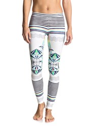 Roxy Keep It Surf Legging Multi Coloured Multi Coloured