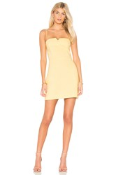 Clayton Carol Dress Yellow