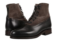 Wolverine Marcelle Black Multi Leather Women's Lace Up Boots