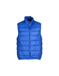 Club Des Sports Coats And Jackets Down Jackets Men Blue