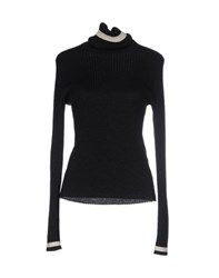 Roy Rogers Roy Roger's Knitwear Turtlenecks Women Black