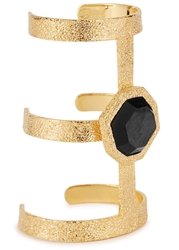Isharya Goddess 18Kt Gold Plated Cuff