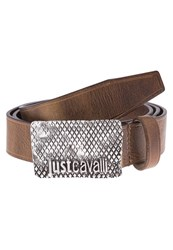 Just Cavalli Belt Brown