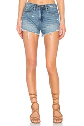 Blank Nyc Distressed Short Ms. Throwback