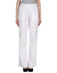 Qcqc Casual Pants White