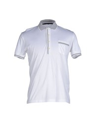 Bafy Topwear Polo Shirts Men White