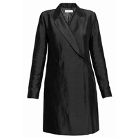 Undress Black Straight Blazer