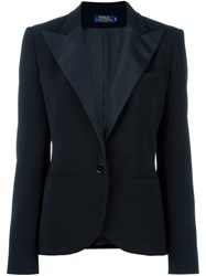 Polo Ralph Lauren Single Button Dinner Jacket Black