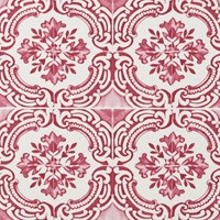 Christian Lacroix Azulejos Wallpaper Pcl014 09 Grenadine