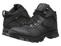 Timberland Earthkeepers Mt. Maddsen Mid Waterproof Black Men's Lace Up Boots