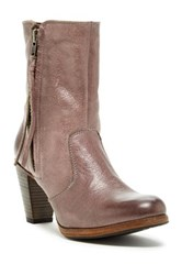 Blackstone Middie Ankle Boot Gray