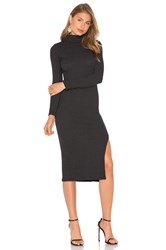 Rachel Pally Turtleneck Dress Charcoal