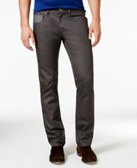 Inc International Concepts Jefferson Slim Fit Gray Wash Jeans Only At Macy's