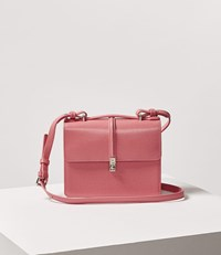 Vivienne Westwood Sofia Small Crossbody With Flap Pink