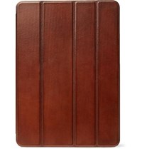 Berluti Native Union Leather Ipad Case Chocolate