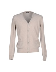 Rossopuro Cardigans Light Grey