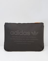 Adidas Originals Nmd Sleeve Wallet In Black Bk6799 Black