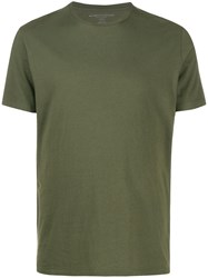 Majestic Filatures Relaxed Fit T Shirt Green