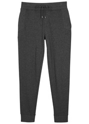 Boss Grey Jersey Lounge Trousers Charcoal