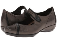 Aetrex Brianna Mary Jane Grey Women's Maryjane Shoes Gray
