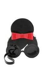 Alice Olivia Stacey Face Mask Pouch Multi