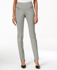 Styleandco. Style Co. Petite Pull On Skinny Pants Only At Macy's Misty Harbor