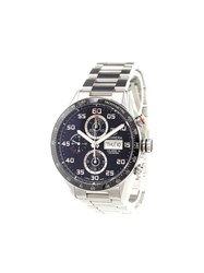 Tag Heuer 'Carrera Calibre 16 Day Date' Analog Watch Stainless Steel