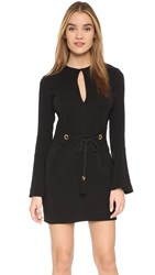 Rachel Zoe Pilar Mini Dress Black