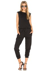 Joe's Jeans Marine Jumpsuit Black