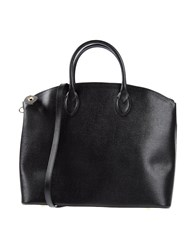 Tuscany Leather Bags Handbags Women Black