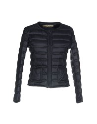 Roy Rogers Roger's Down Jackets Dark Blue