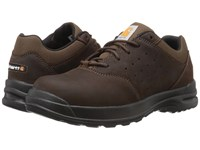 Carhartt Oxford Walking Shoe Brown Men's Lace Up Casual Shoes