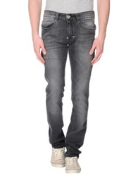 9.2 By Carlo Chionna Denim Pants Black