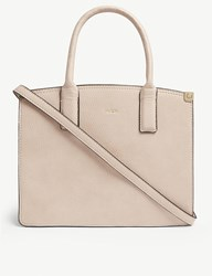 Aldo Kaien Faux Leather Tote Bag Light Pink
