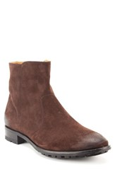 Gordon Rush Roberts Zip Boot Espresso Leather