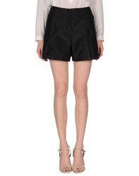 Emporio Armani Trousers Shorts Women Black