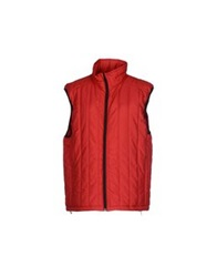 People Jackets Red
