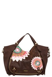 Desigual Rotterdam Emotions Bag Dark Brown