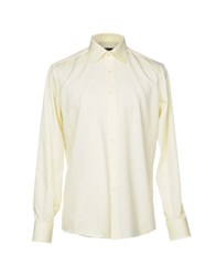 Ingram Shirts Light Yellow