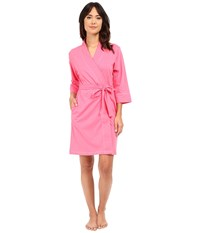 Jockey Cotton Essentials Robe Coral Women's Robe