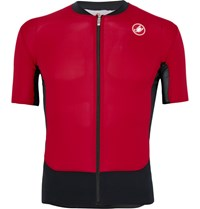 Castelli Rs Superleggera Jersey Red