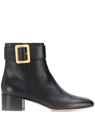Bally Jay 40 Ankle Boots Black