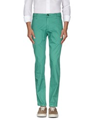 Department 5 Trousers Casual Trousers Men Green