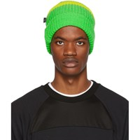 Paul Smith Ps By Green Neon Beanie