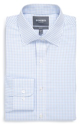 Bonobos 'Sampson' Slim Fit Wrinkle Free Check Dress Shirt Online Only Blue
