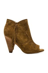 Belle By Sigerson Morrison Fume Bootie Brown